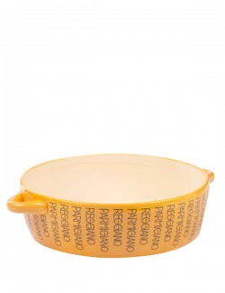 Ceramic spaghetti serving bowl