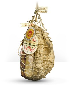 Whole and bound PDO Zibello Consortium Spigaroli Culatello approx. 4 kg