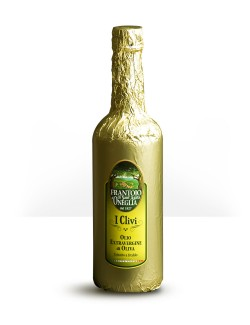 Extra Virgin Olive Oil I Clivi 0.75 l Sant'Agata d'Oneglia Press