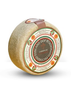 Whole semi-mature Pecorino P.D.O. 1,8 kg