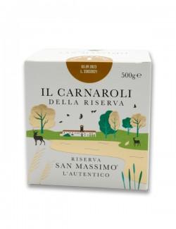 Riso Carnaroli Riserva San Massimo 500 g
