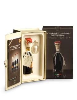 Traditional PDO Reggio Emilia Bollino Aragosta Balsamic Vinegar 100 ml