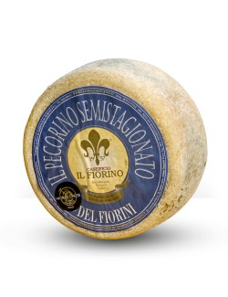 Il Fiorino Cheese Factory Semi mature Pecorino approx. 1.8 kg