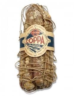 Coppa di Parma PGI, approx. 2.5 kg, from the Silvano Romani selection