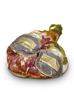 Deboned shankless PDO  Leporati Parma Ham dry cured for 22-24 months approx 8 kg