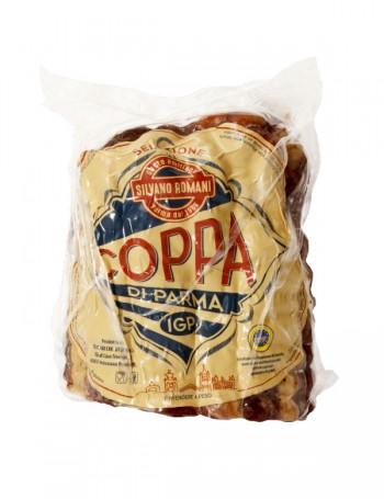 PGI Parma Coppa ready to slice half approx. 900 g