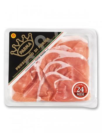 Prosciutto di Parma DOP stagionatura minima 24 mesi 100 g (Delivery only in Italy)