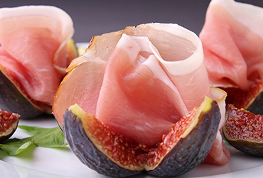 Combinations with Parma Ham