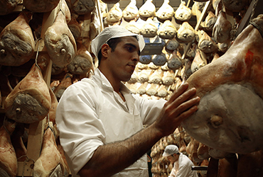 How is Parma Ham made