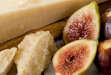 Nutritional values of Parmigiano Reggiano