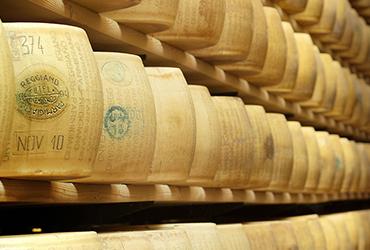 Story of Parmigiano Reggiano